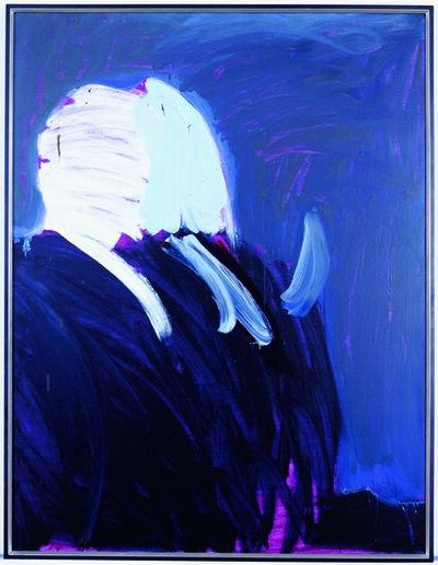 Şenol Yorozlu, 'Blundered Positions I', 1993