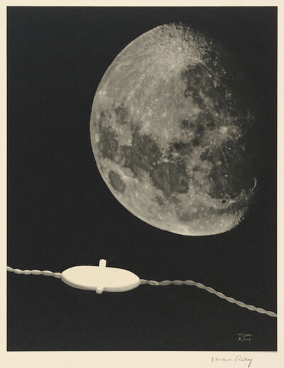 Man Ray, ' Electricity - The World [Electricite - Le Monde]', 1931