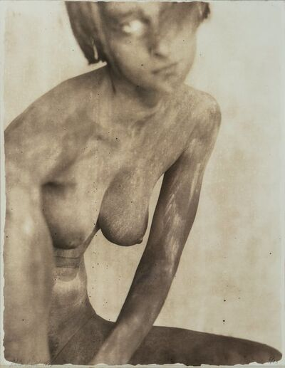 Alvin Booth, 'Untitled (Female Nude)', 1994-1995