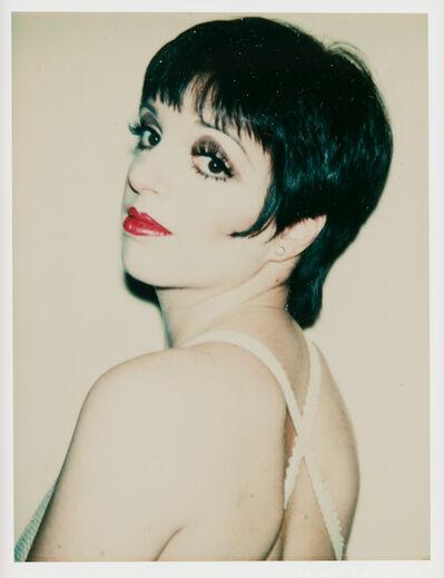 Andy Warhol, 'Liza Minnelli', 1977