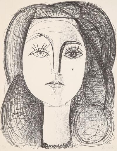 Pablo Picasso, 'Françoise', 1946