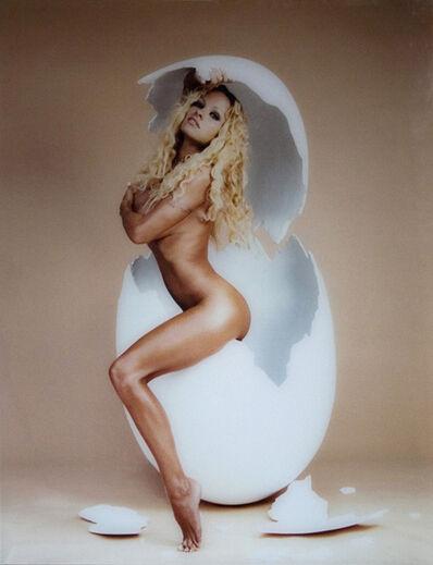 David LaChapelle, 'Pamela Anderson : overeasy'