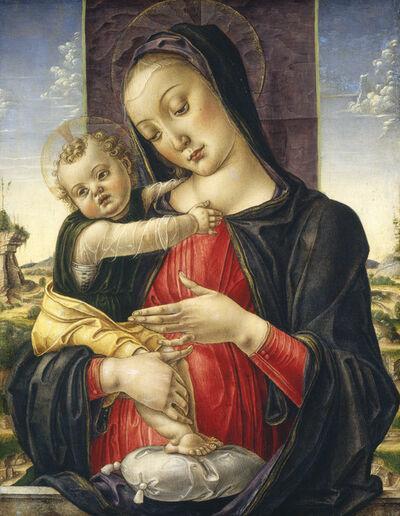 Bartolomeo Vivarini, 'Madonna and Child', ca. 1475