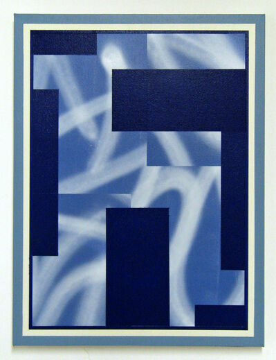 Karlos Carcamo, 'Hard-Edge Painting #1412', 2014