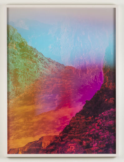Terri Loewenthal, 'Psychscape 89 (Tower of Babylon, AZ)', 2018