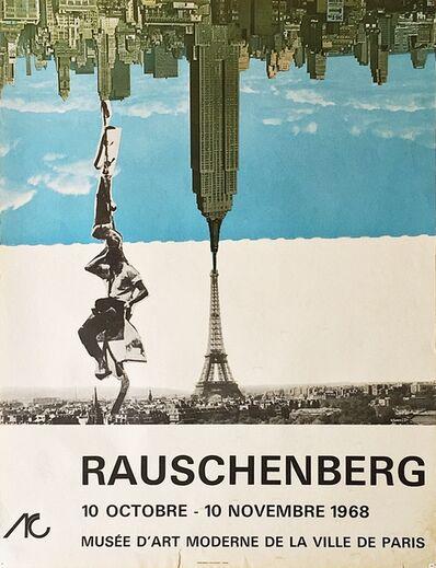 Robert Rauschenberg, 'Musee D'Art Moderne de la ville de Paris', 1968