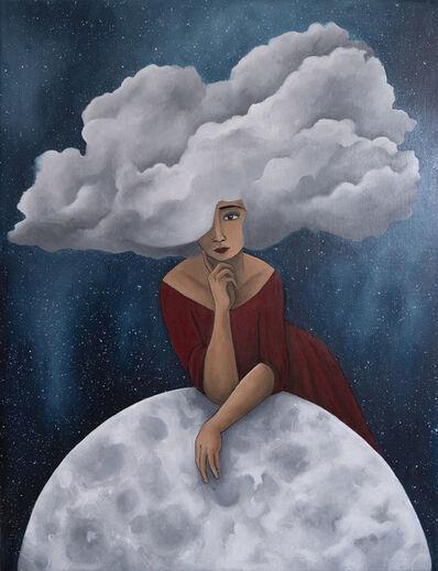 Pauline Bailly, 'Sur la lune', 2019