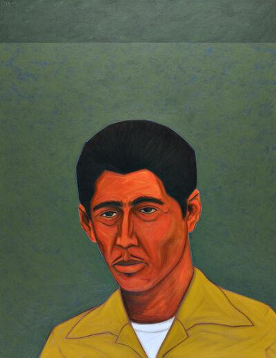 César A. Martínez, ' Bato Rojo', 2020