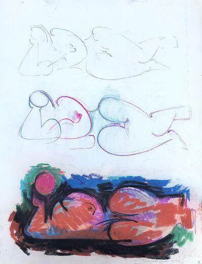 Hans Burkhardt, 'Untitled 038', 1972