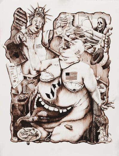 Derek Hibbs, 'Gluttony', 2020