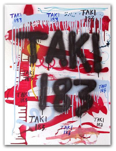 TAKI 183, 'Untitled', 2013