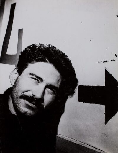 Plinio De Martiis, 'Jannis Kounellis', 1960