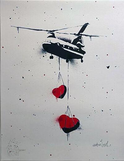 Martin Whatson, 'Chinook Hearts ', 2011