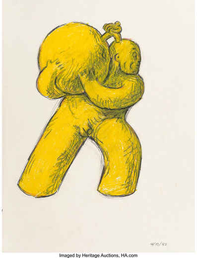Tom Otterness, 'Untitled (Male)', 1983