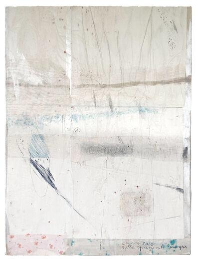 Mauro Pipani, 'Carte de distance', 2018