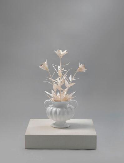 Keith Edmier, 'Annunciation Lilies I (Pietro Cavallini, c.1291)', 2013