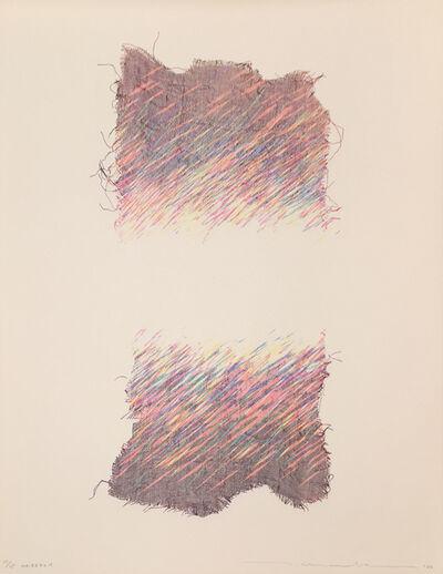 Tsuyoshi Maekawa, 'No. 8672A', 1986