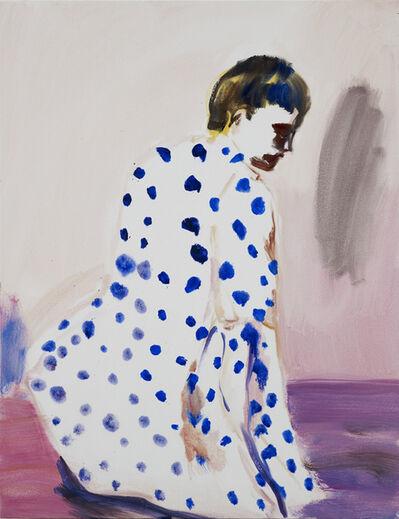 Lindsey Bull, 'Kneeling', 2017