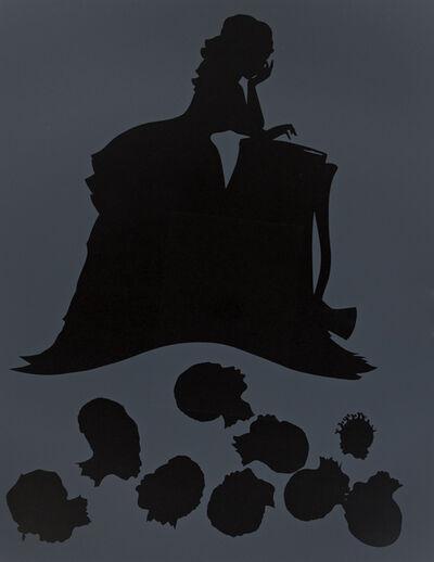 Kara Walker, 'The Emancipation Approximation (Scene #26)', 2000