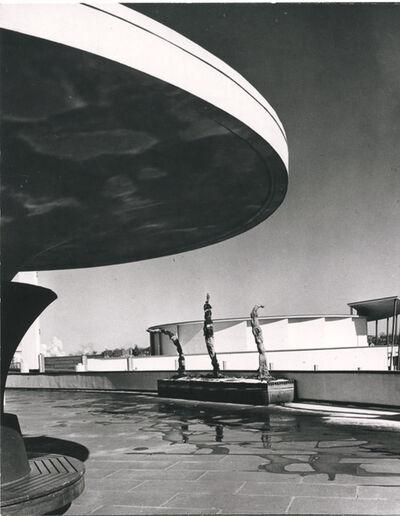 Alfred Eisenstaedt, 'Architectural Study, New York World's Fair', 1939/1980c