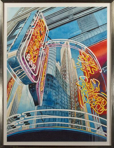 Bruce McCombs, 'Neon Sign, N.Y.C.', 2002