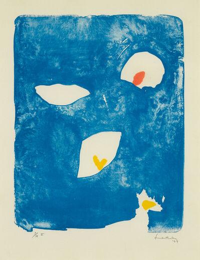 Helen Frankenthaler, 'Solarium', 1964