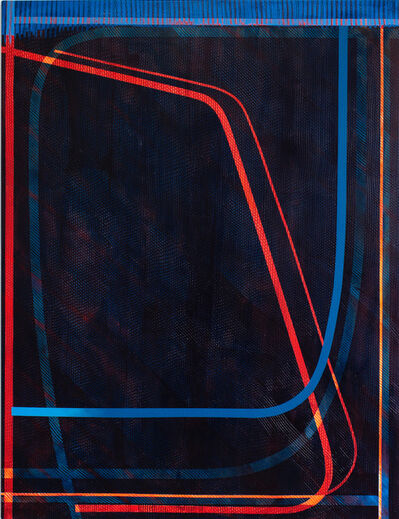 Alexandra Severinsson, ' Interleave', 2019