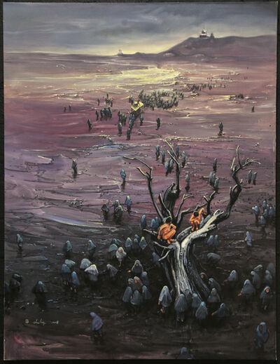Zhou Jinhua 周金华, 'Bronze Age', 2008
