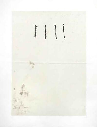 Antoni Tàpies, 'Obra gráfica', 1964