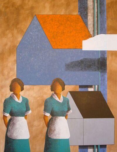 Juan Dolhare, 'El Sueño de las Dos Casas y las Dos Mucamas', 2010