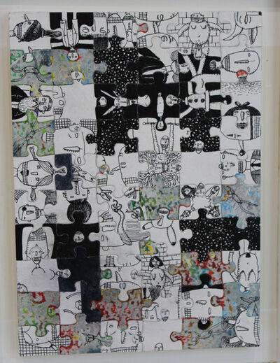 Alan Gerson, 'Puzzle IV'