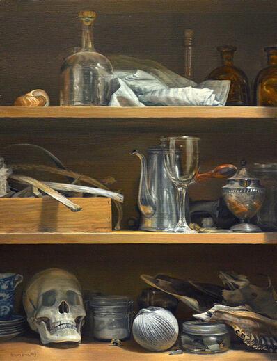 Gregory Block, 'Curiosities', 2013