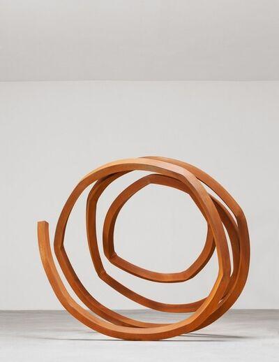 Bernar Venet, 'Indeterminate Line', 2013
