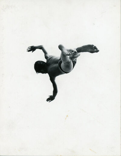 Aaron Siskind, 'Pleasures and Terrors of Levitation #37', 1953