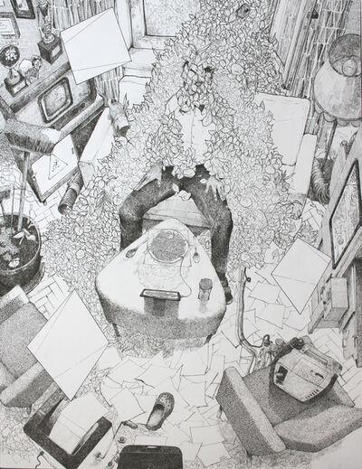 Viktors Svikis, 'another dimension', 2019