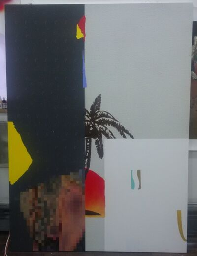 Dustin Pevey, ' Untitled (1)', 2014