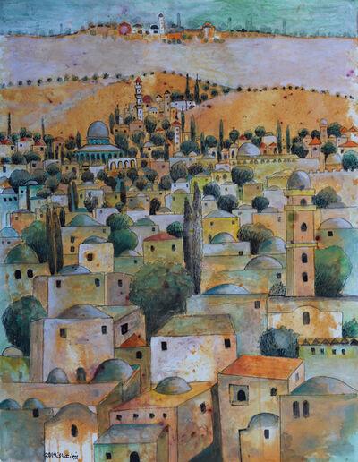 Nabil Anani, 'West Jerusalem', 2019