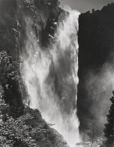 Bob Kolbrener, 'Bridalveil Fall, Yosemite, 1974', 1974