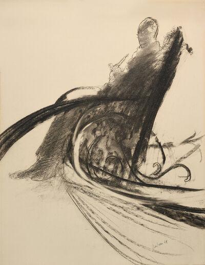 Sam Szafran, 'Homme au fauteuil', 1965