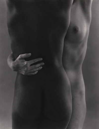 Ruth Bernhard, 'Two Forms', 1963-printed later