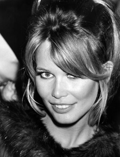 """Ron Galella, 'Claudia Schiffer at the opening night exhibition of """"Valentino: Thirty Years of Magic"""", New York City', 1992"""