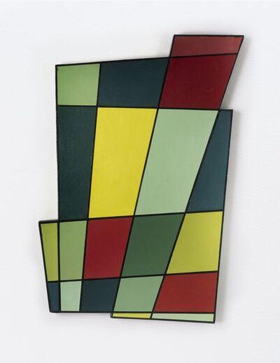 Juan Melé, 'Marco recortado N° 2 (Irregular Frame N° 2)', 1946