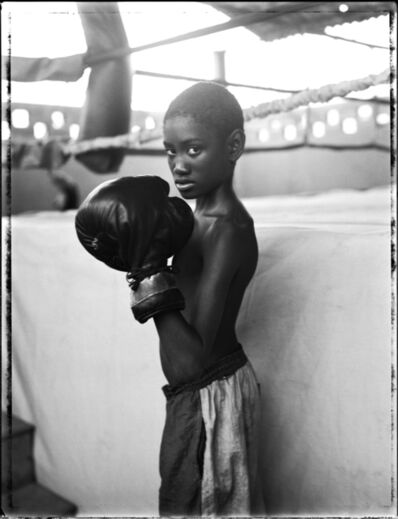 Patrick Demarchelier, 'Boxing Gym, Cuba', 1998