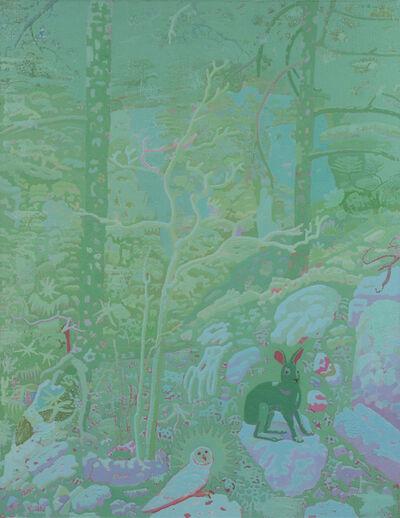 Shi Xinji, '云松令 Cloud Pine', 2020