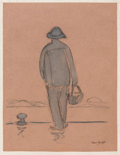 Oswaldo Goeldi, 'Untitled (Pescador)', N.D.