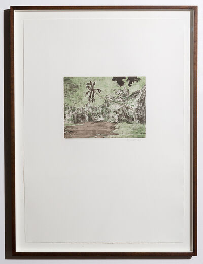 Peter Doig, 'Black Palm', 2004