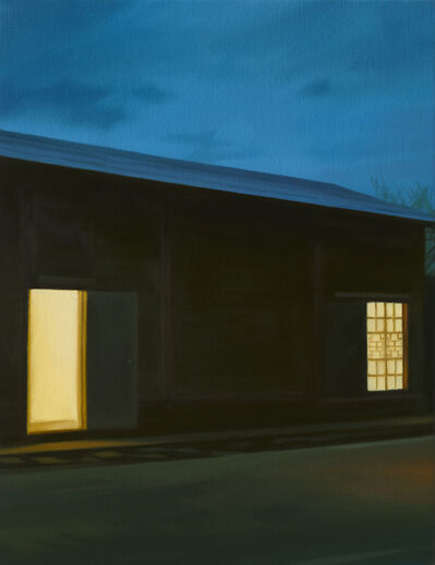 Jeong Bo Young (b. 1973), 'Blue hour 7', 2020