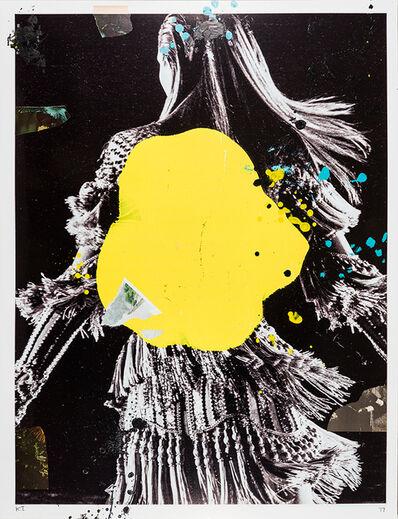 Ken Tate, 'Lady in Yellow', 2018