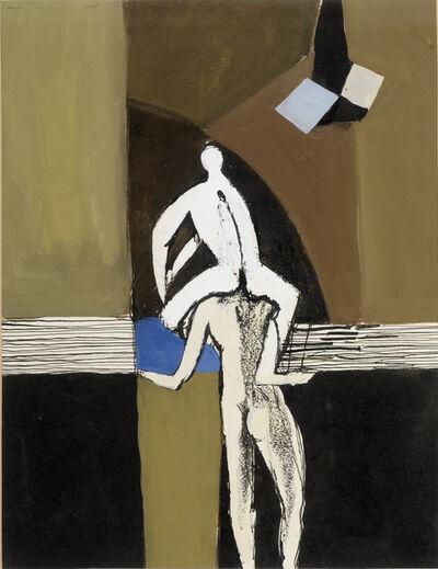 Keith Vaughan, 'Acrobats', 1955