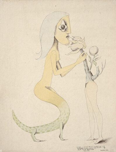 Victor Brauner, 'Femme-Plante', ca. 1941